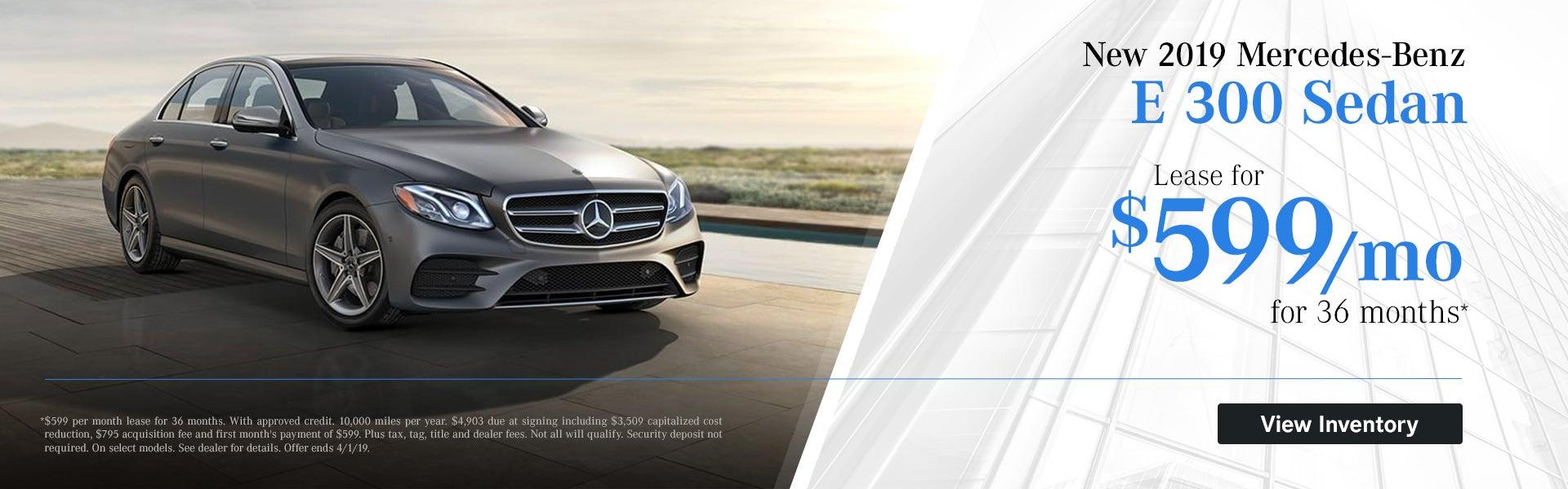 Car Dealerships In Anderson Sc >> Greenville SC Mercedes-Benz Dealer | Serving Spartanburg ...